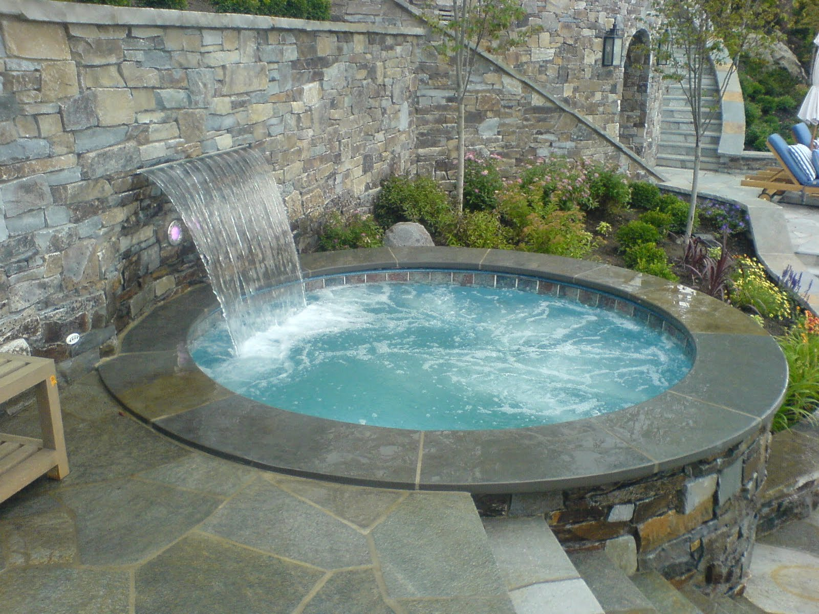 a splash of paradise pool designs