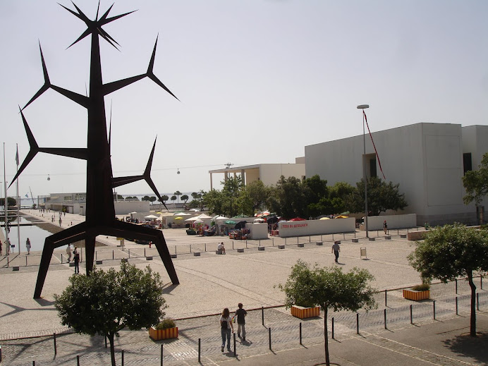 V feira de artes 2010 - Parque das Nacões - Lisboa - Portugal