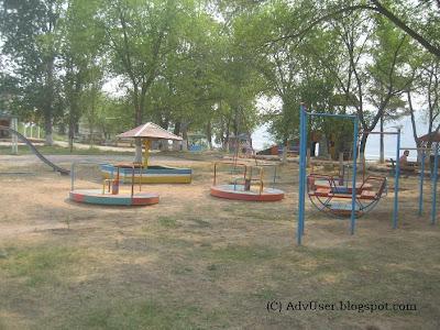 Детская площадка, б/о Волна, г.Тольятти