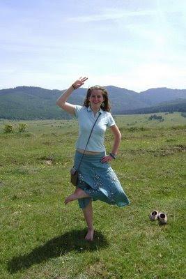 Éberség : Bea és a természet