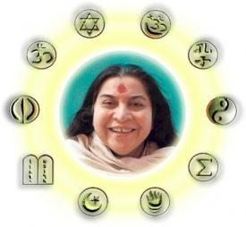 Éberség : Shri Mataji - guru szimbólumok