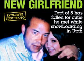Jon Gosselin with new girl Morgan Christie