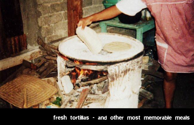 tortillas frescas