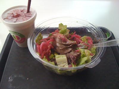salads and smoothies malmö