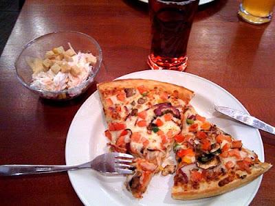 pizza hut malmö