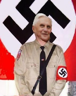 rat zinger nazi pope indymedia