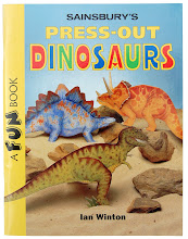Press-out Dinosaurs, Walker Books