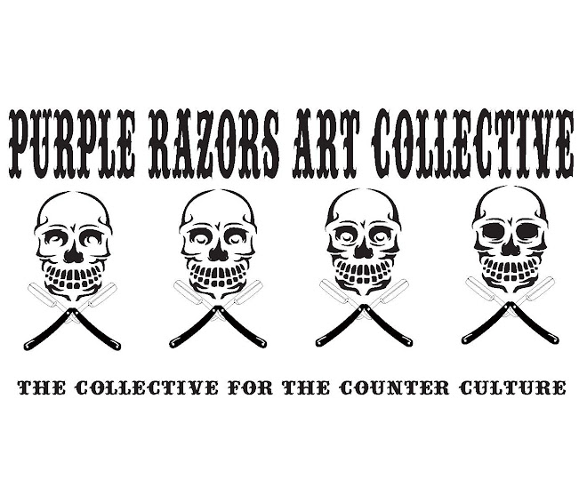 Purple Razors Art Collective