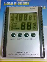 MyWish Digital Hydrometer