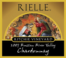 2007 Ritchie Vineyard Chardonnay