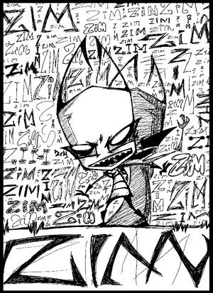 Imagenes IZ ZIM__ZIM____And_some_more_ZIM__by_robo_sapien