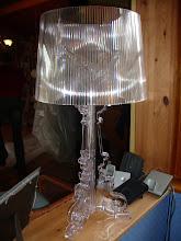 Lampan Bourgie från Kartell