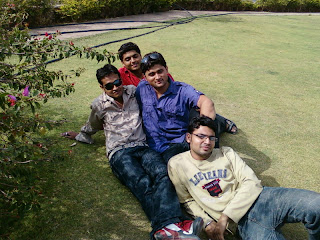 rohan jain friends
