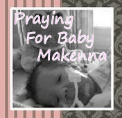 Praying for Makenna