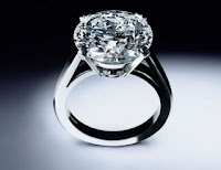 Most Expensive Engagement Ring - De Beers Platinum