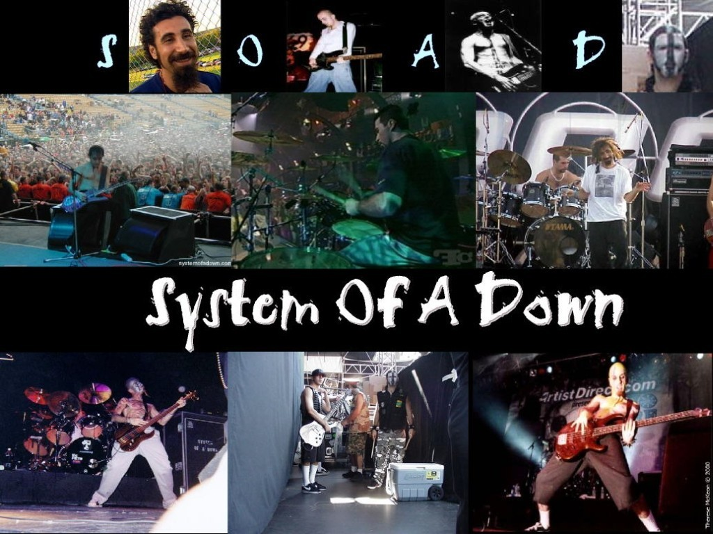 System Of A Down - Images Actress