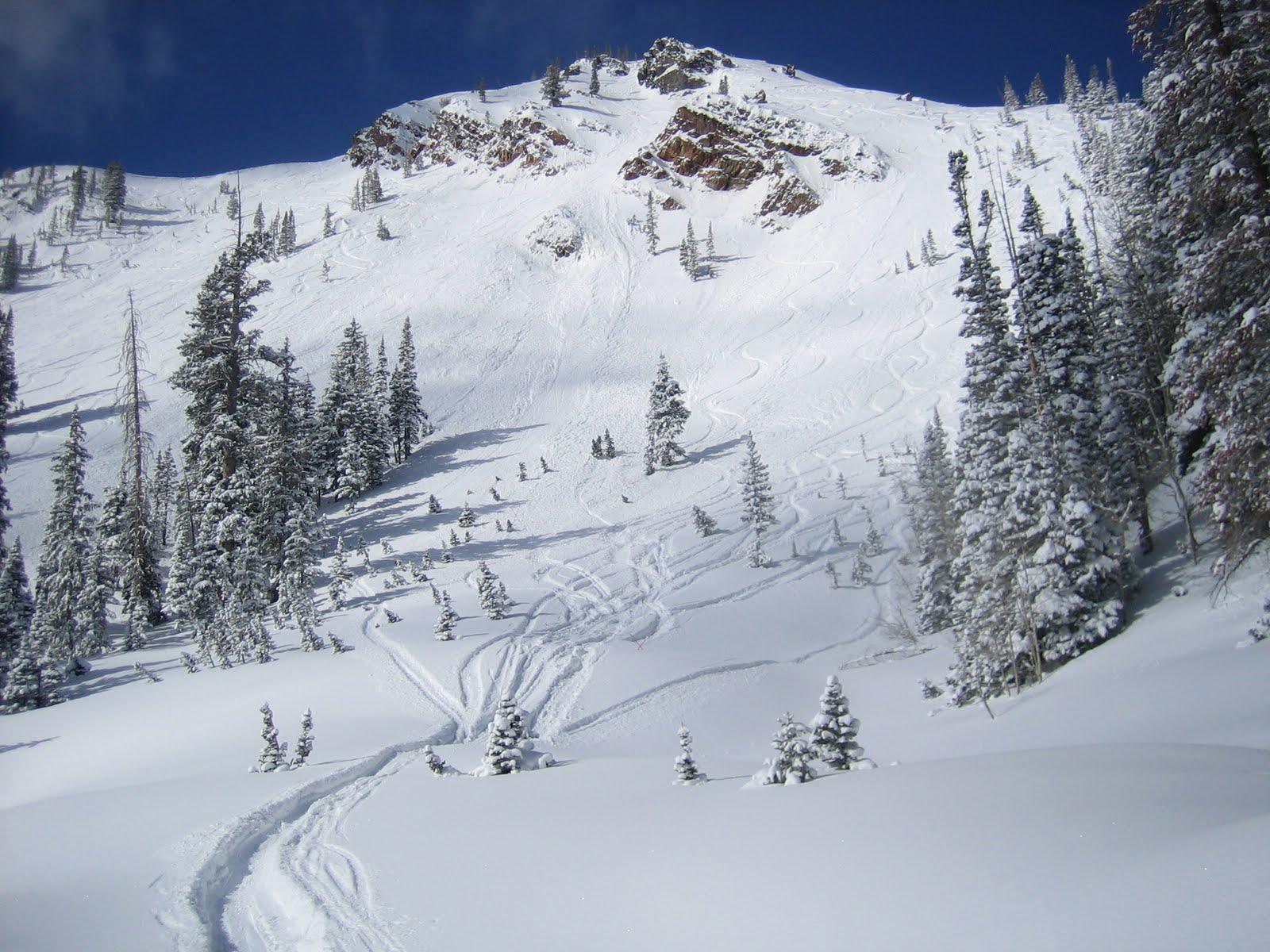 more snow equals more skiing at park city mountain resort! | chin