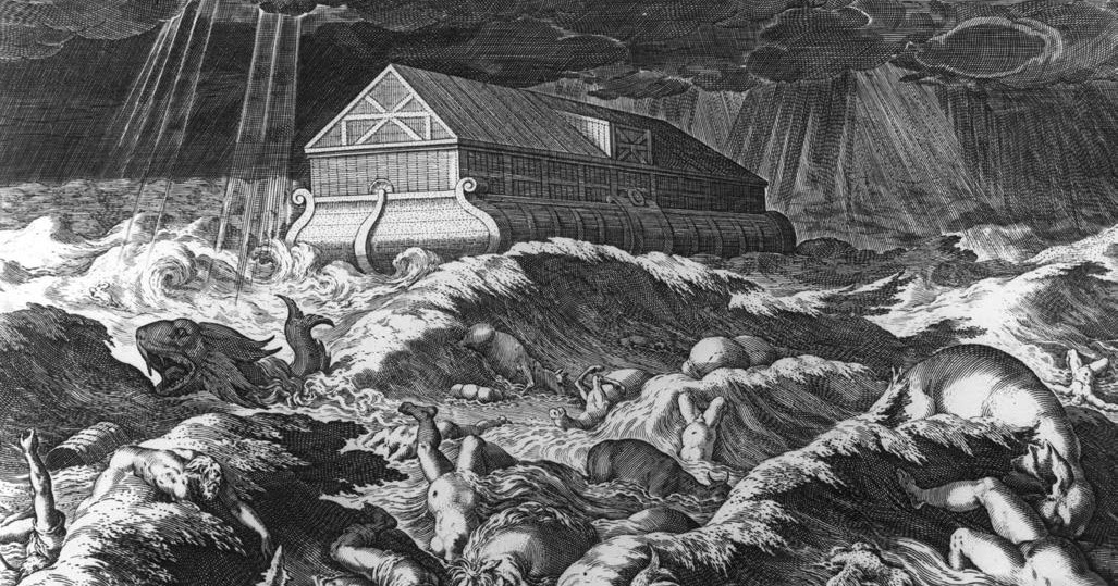 a comparison of the great flood in the story of noah and the epic of gilgamesh The epic of gilgamesh part 5: the story of the flood summary to the biblical tale of noah and the flood part 5: the story of the flood litcharts.
