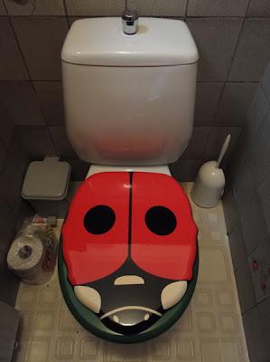 Geberit wc bril vastzetten