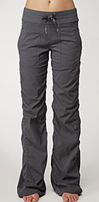My Superficial Endeavors: Lululemon Dance Studio Pant II ...