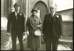Allan With Jessie & Frank