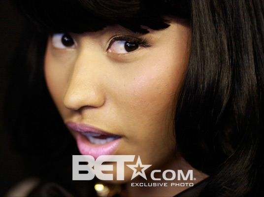 nicki minaj bedrock look. It#39;s an exclusive look at