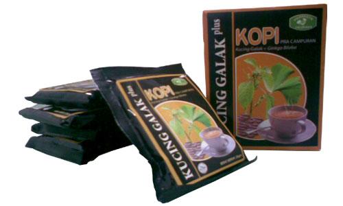 KOPI KUCING GALAK - RM 54.90 ( 6 SACHETS )