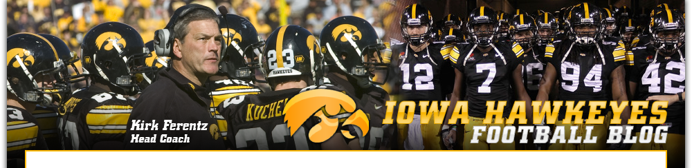 Hawkeye Football - University of Iowa
