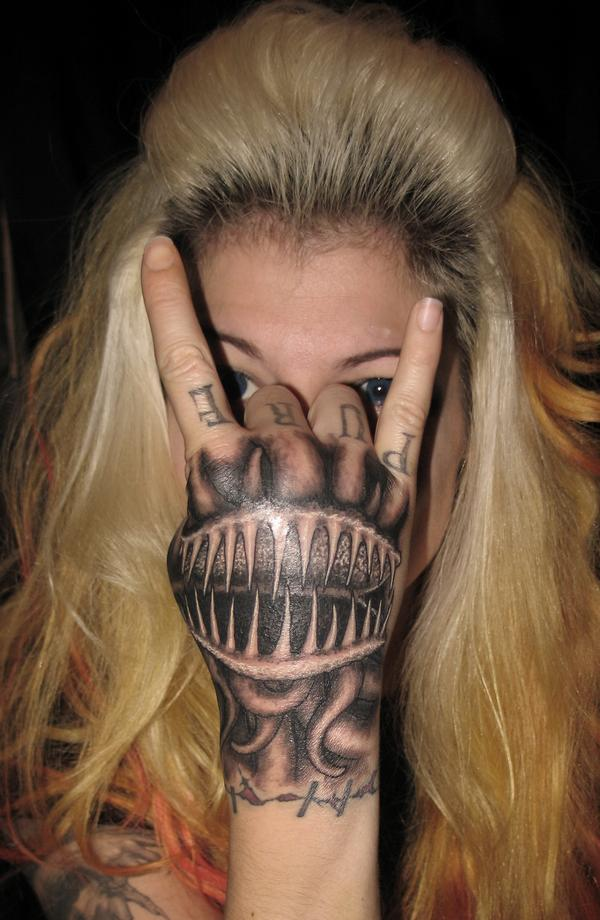 tattoo vagina news
