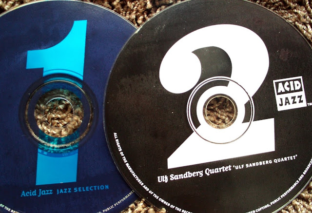 Acid Jazz Jazz - The Original Jazz Selection,Ulf Sandberg Quartet,Vibraphonic & Jazz Renegades on Acid Jazz 1993