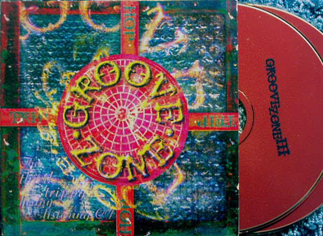 Groove Zone III ~ The Third Trippy Heavy Listening CD - Various on Vision Soundcarriers 1997