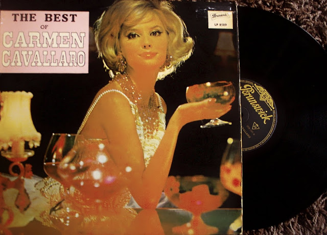 Carmen Cavallaro - The Best of Carmen Cavallaro on Brunswick 1966