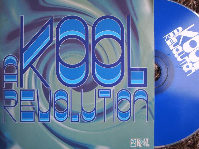 A Kool  Revolution - Various On 2Kool 1995