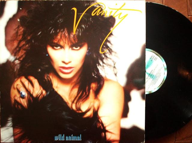 Vanity - Wild Animal on Motown 1984
