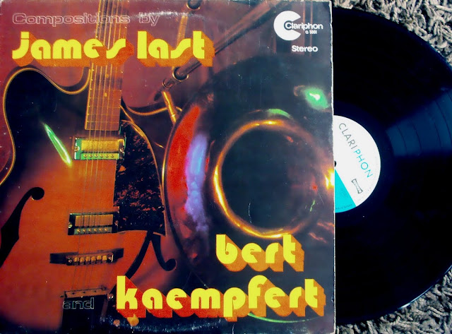 Unknown Orchestra - Compositions by James Last and Bert Kaempfert on Clariphon 197?