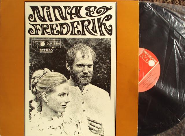 Nina & Frederik - Nina & Frederik on Metronome 1968