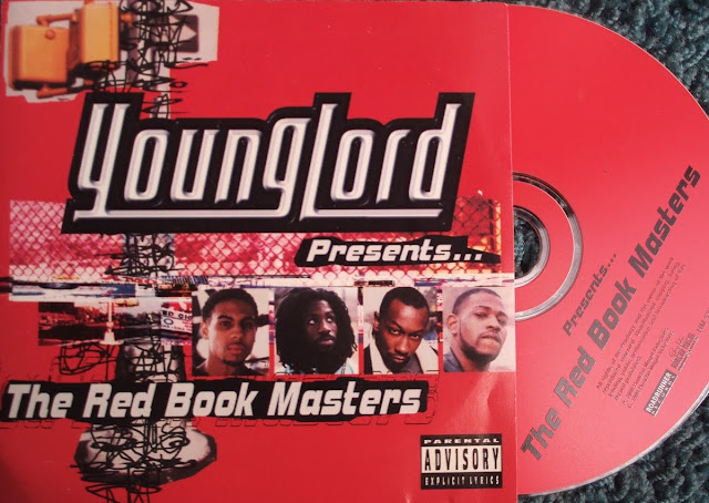 Young Lord Presents... - The Red Book Masters on Honcho Mogul Industries 1999