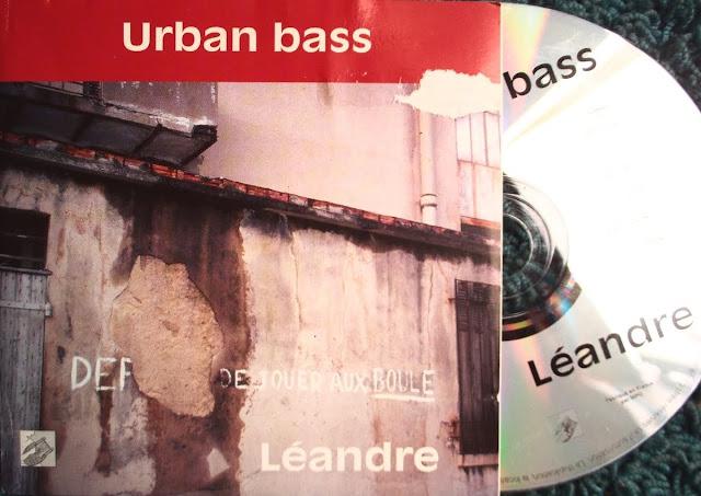 JoГ«lle LГ©andre - Urban Bass ~ L'Empreinte Digitale 1994