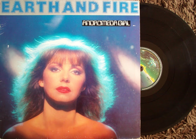 Earth And Fire - Andromeda Girl on Vertigo 1981