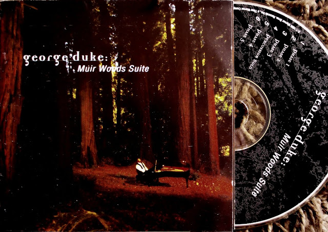 George Duke - Muir Woods Suite on Warner Brothers 1996