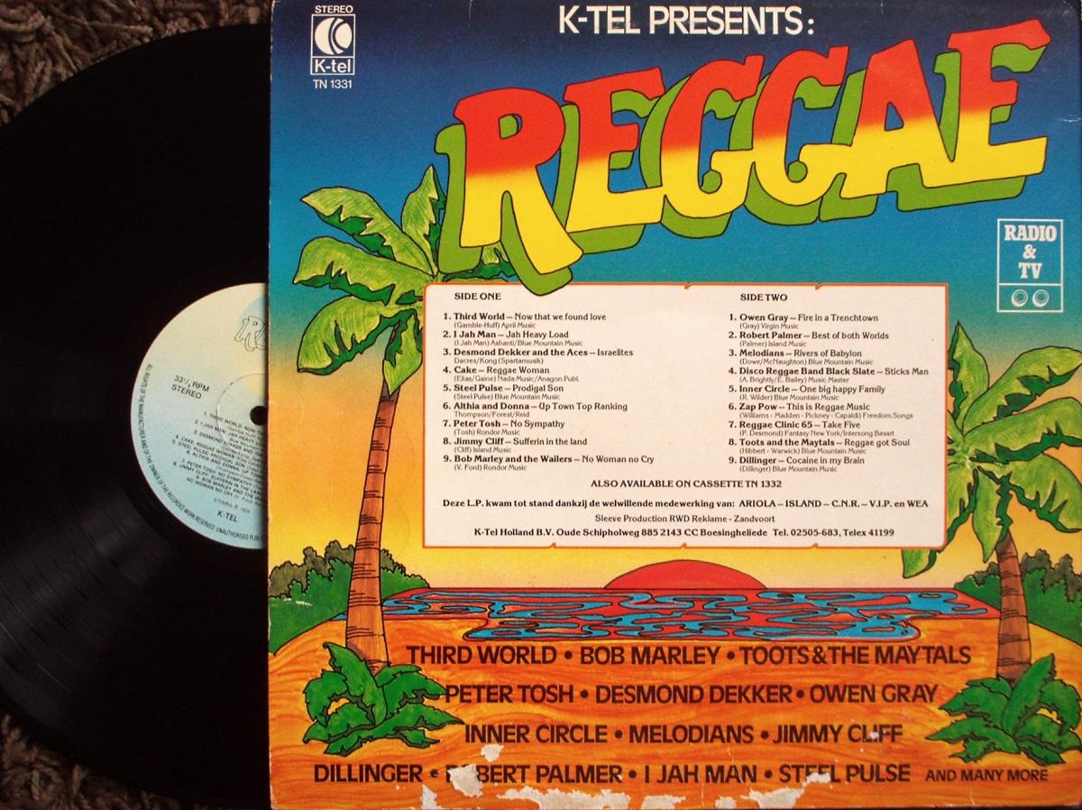 Reggae Clinic 65 Take Five Reggae Disco Version