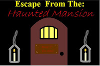 Escape from the Haunted Mansion Walkthrough