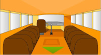 Escape the School Bus Walkthrough
