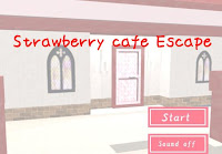 Strawberry Cafe Escape Walkthrough