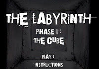 The Labyrinth Phase 1 - The Cube Walkthrough