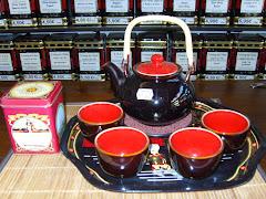 Services à thé et accessoires