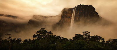 Angel Falls photography by Michaelanderson