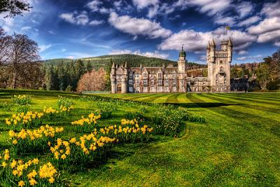 Balmoral Castle photography