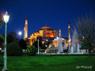 Hagia Sophia Turkey photography by Lady Gigi