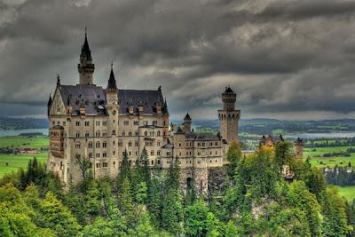 Neuschwanstein Germany photography by wohli